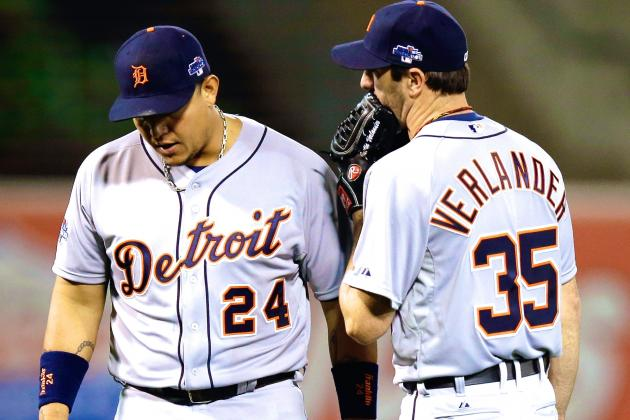 Will Miguel Cabrera, Justin Verlander Break Down in Crucial Home Stretch?