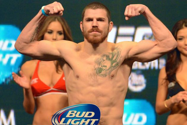 UFC Fight Night 45 Weigh-in Results and Updates