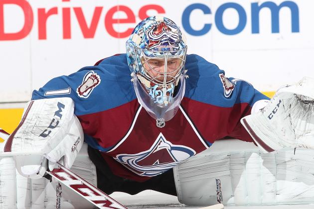 Semyon Varlamov Suffers Minor Ankle Injury in Switzerland