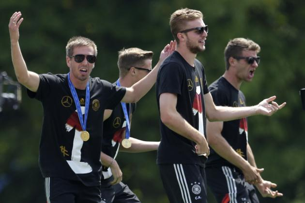 Germany Becomes 1st European Team to Win World Cup in Americas