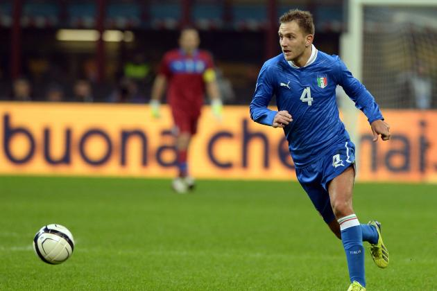 AC Milan: How Swapping Ignazio Abate for Domenico Criscito Would Help Defense