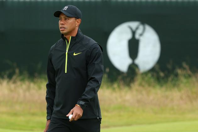 British Open Field 2014: Final Picks and Predictions Before Start of Tournament