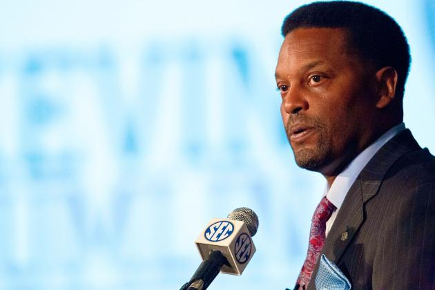What Kevin Sumlin Meant When He Talked About Offensive Changes at SEC Media Day