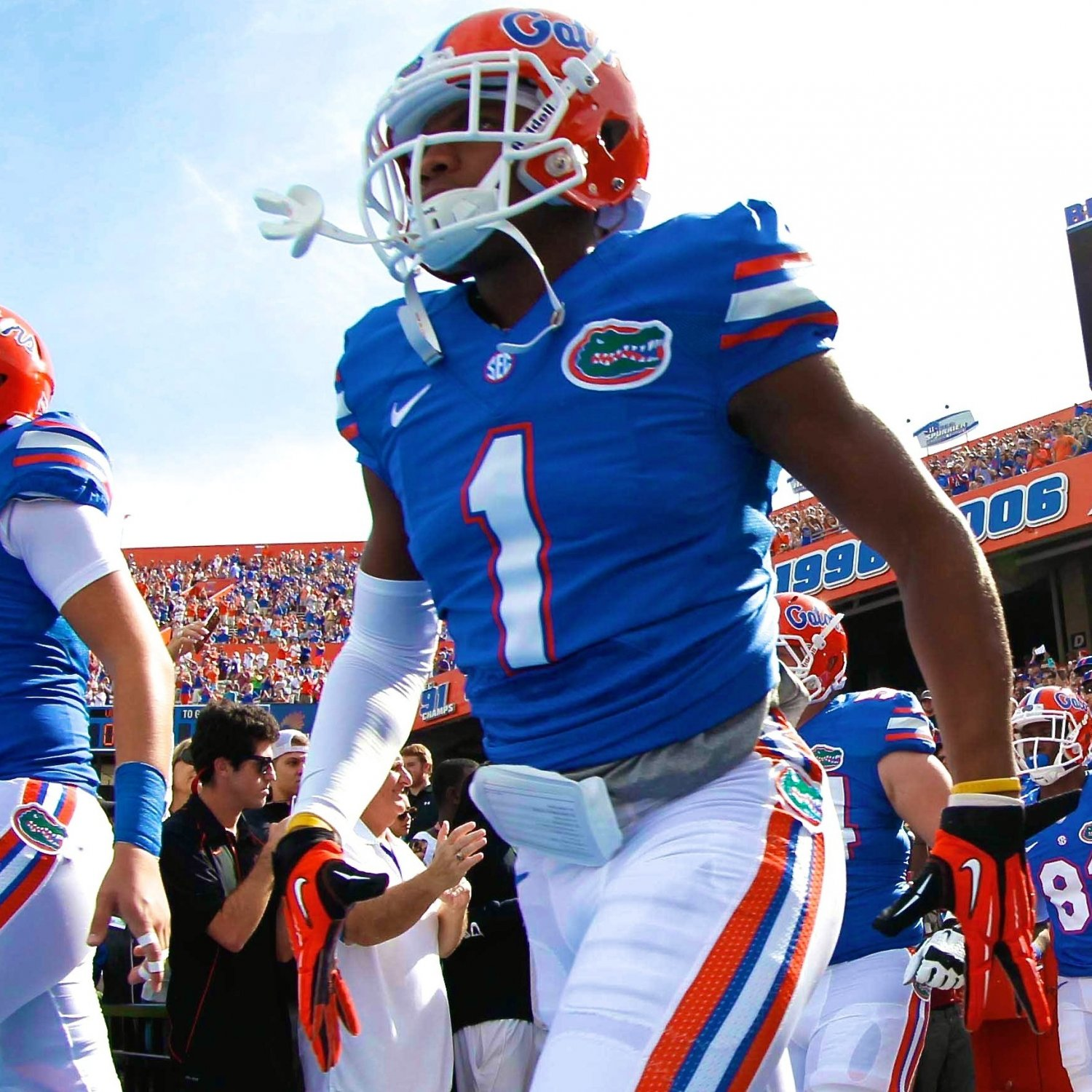 Jeff Driskel & Will Muschamp Explain Why Vernon Hargreaves
