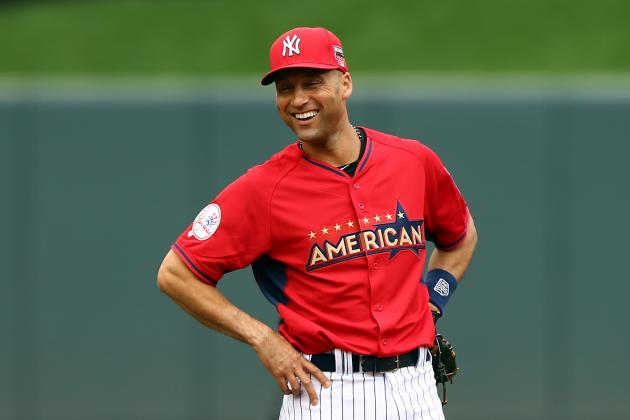 Derek Jeter's 2014 All-Star Game Start Reflects Career over Season Achievements
