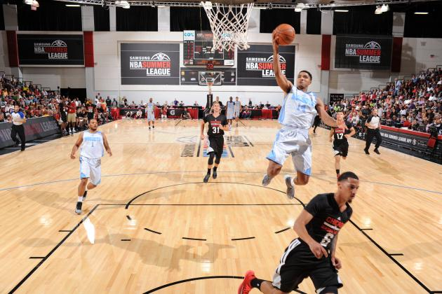 NBA Summer League 2014: Day 6 Bracket, TV Schedule and Players to Watch