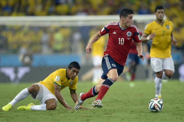 Why James Rodriguez Will Be a Future Ballon d'Or Contender