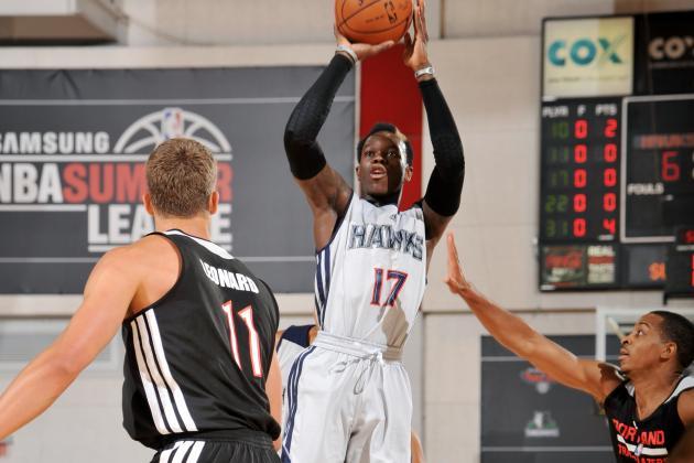 Hawks Drop 3rd Straight in Summer League