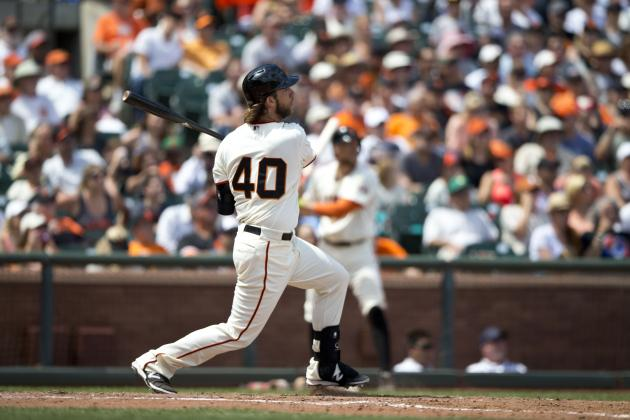 Giants' Madison Bumgarner Becomes 2nd Pitcher with 2 Grand Slams in a Season
