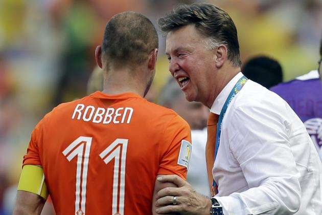 Manchester United Should Do Everything They Can to Sign Arjen Robben