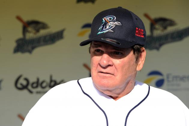 Pete Rose Granted MLB's Permission to Partake in Reds' 2015 All-Star Activities