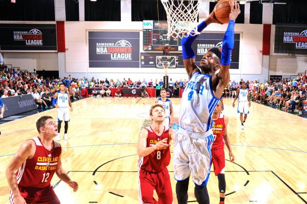 Early Report Card Grades for Nerlens Noel During 2014 NBA Summer League
