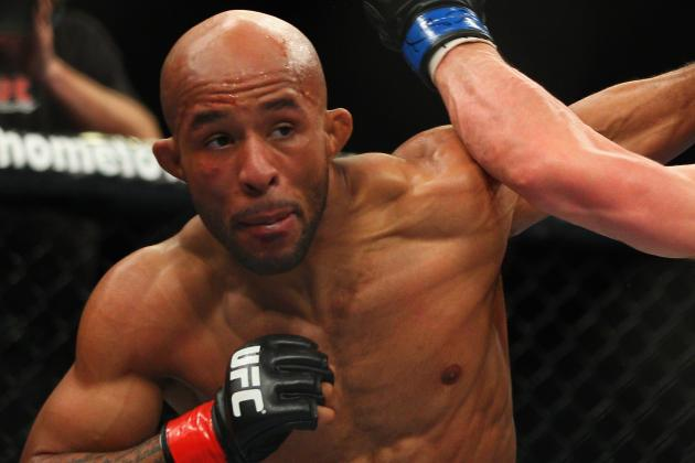 Report: Demetrious Johnson vs. Chris Cariaso Booked for UFC 177 Co-Main Event