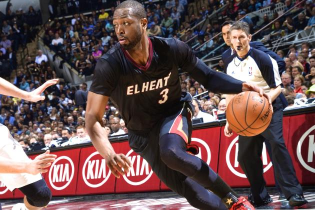 Dwyane Wade's Contract Gives Miami Heat What They Need Most