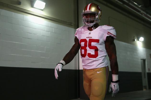 49ers Have No Choice but to Play Hardball with Disgruntled TE Vernon Davis