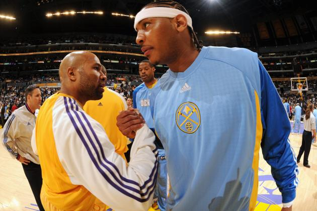 Why Derek Fisher Is the Best Possible Coach for Carmelo Anthony