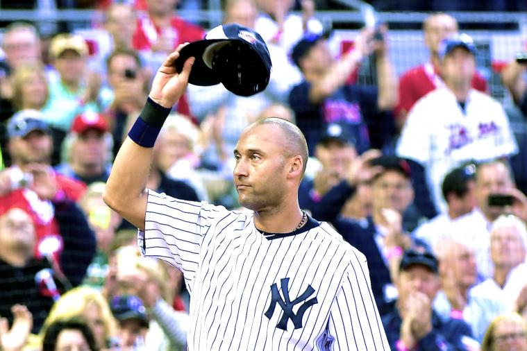 Derek Jeter's Final Farewell at the 2014 All-Star Game in Minnesota