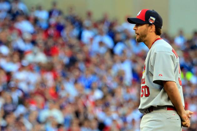 Wainwright Touched for Three Runs in All-Star Start