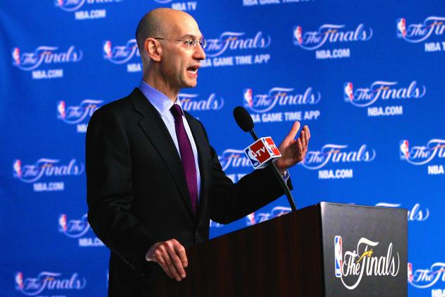 Adam Silver Says NBA Is Considering Midseason Tournament