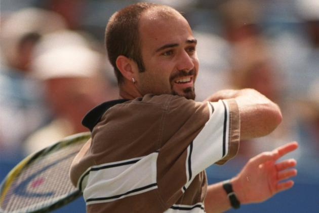 Remembering Andre Agassi's 1995 Summer Dominance and Decline