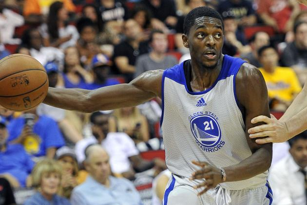 Justin Holiday Making Statement in Summer League