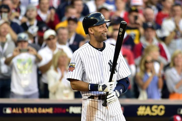 MLB All-Star Game: Wainwright Shouldn't Have Grooved the Pitch to Derek Jeter