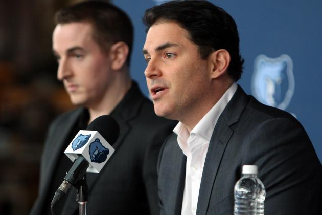 Report: Grizzlies Narrow Front-Office Search