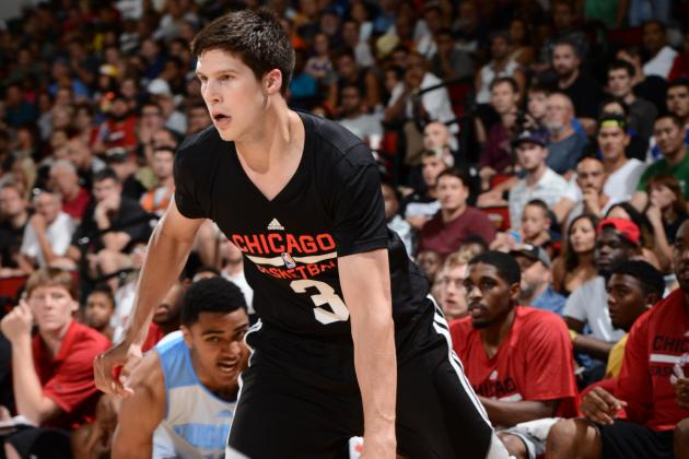 Las Vegas Summer League 2014: Rookies Who Have Shone Brightest over Last Week