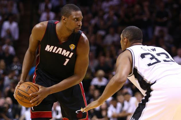 Why Chris Bosh Can Thrive as No. 1 Option for New-Look Miami Heat