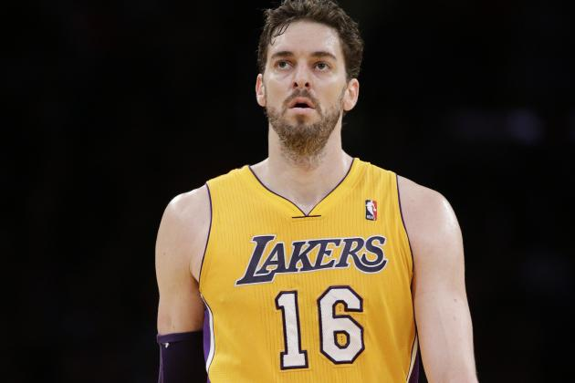 Pau Gasol Makes Chicago Bulls Legitimate 2014-15 Title Contenders