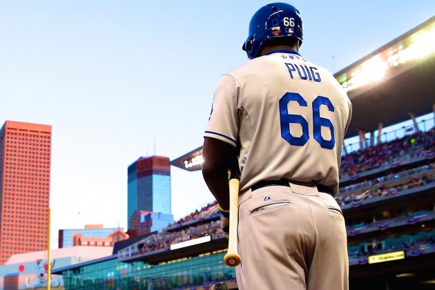 Yasiel Puig's First All-Star Experience Ends Up a Nightmare