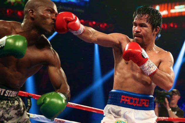 Manny Pacquiao Reportedly Will Fight Chris Algieri for WBO Welterweight Title