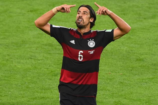 Arsenal Transfer News: Sami Khedira Urged to Join Gunners by Lukas Podolski