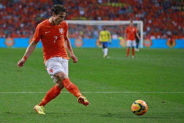 Why Daryl Janmaat Is a Good Fit at Newcastle United