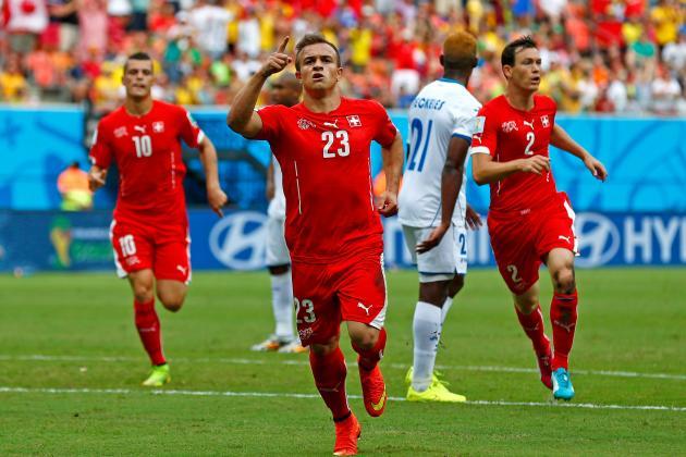 Liverpool Transfer News: Xherdan Shaqiri Would Be Big Miss for Reds