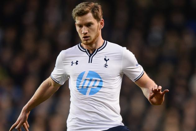 Barcelona Transfer News: Jan Vertonghen Interest Deterred by Tottenham