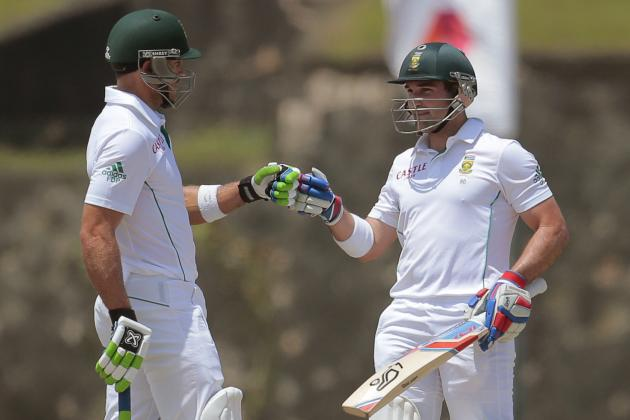 Sri Lanka vs. South Africa, 1st Test, Day 1: Highlights, Scorecard and Report