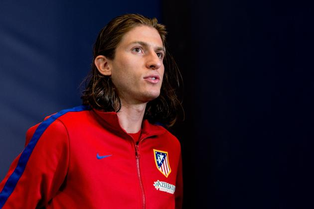 Filipe Luis to Chelsea: Latest Transfer Details, Reaction and More