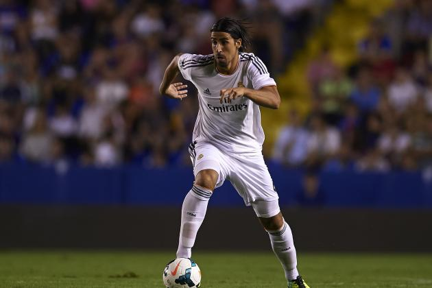 Real Madrid Transfer News: Los Blancos Would Suffer from Sami Khedira Sale