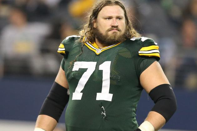 Sitton, Packers Looking to Bounce Back in 2014