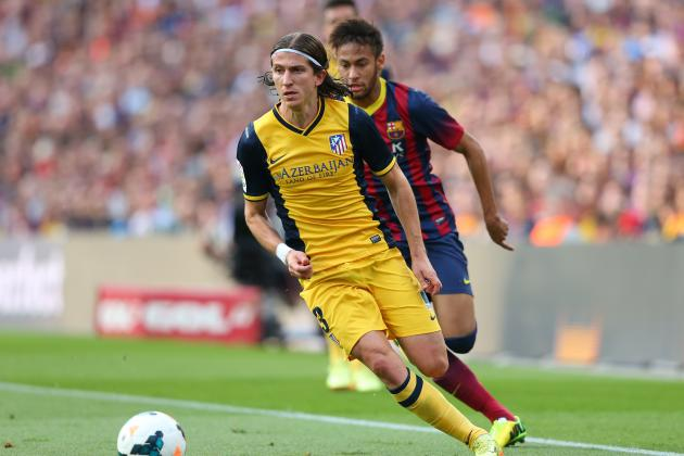 In Filipe Luis, Chelsea Have Signed the Most Complete Left-Back in Football