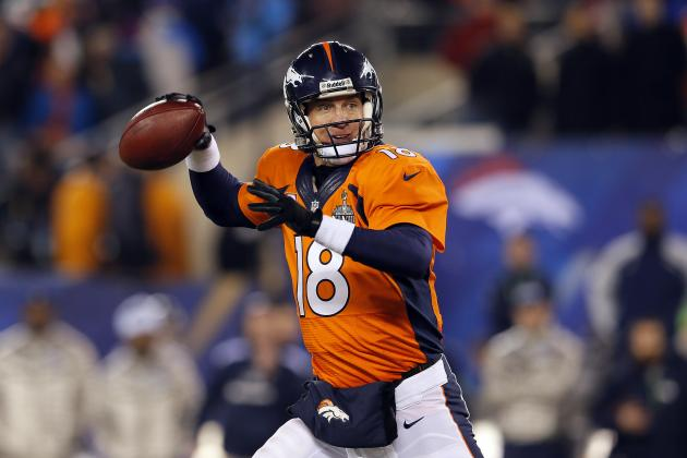 Can Peyton Manning, Broncos Offense Actually Improve in 2014?