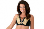 40-Yr-Old Mom to Be Saints Cheerleader