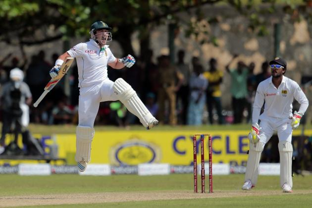 Dean Elgar's Excellent Impression of Graeme Smith a Boost for South Africa