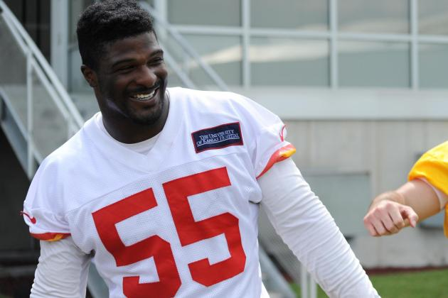 Cedric Ogbuehi Compares Dee Ford to Von Miller