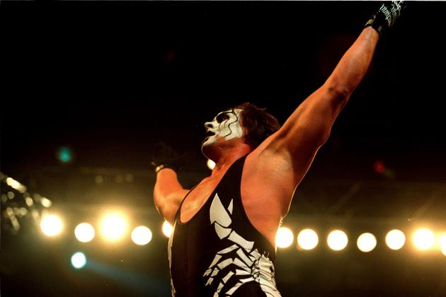 Sting Desires Match with The Undertaker at WWE WrestleMania 31