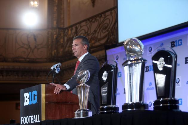 3 Issues We Would Love Ohio State's Urban Meyer to Address at Big Ten Media Days