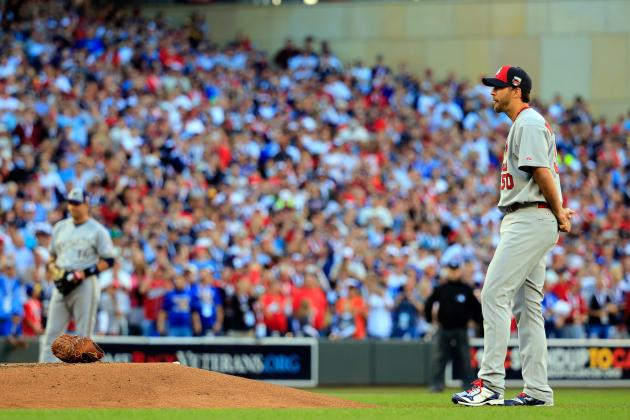 Save the Hate for MLB's Silly All-Star Game Rule, Not Adam Wainwright