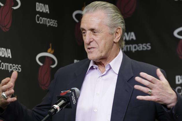 Pat Riley Continues His Chase for Success