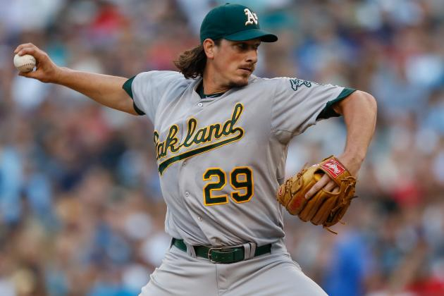 Jeff Samardzija: I Might Have Been a Patriot If I Had Chosen Football Route